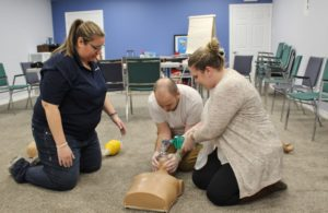 First Aid & CPR/ AED Courses, Training & Certification